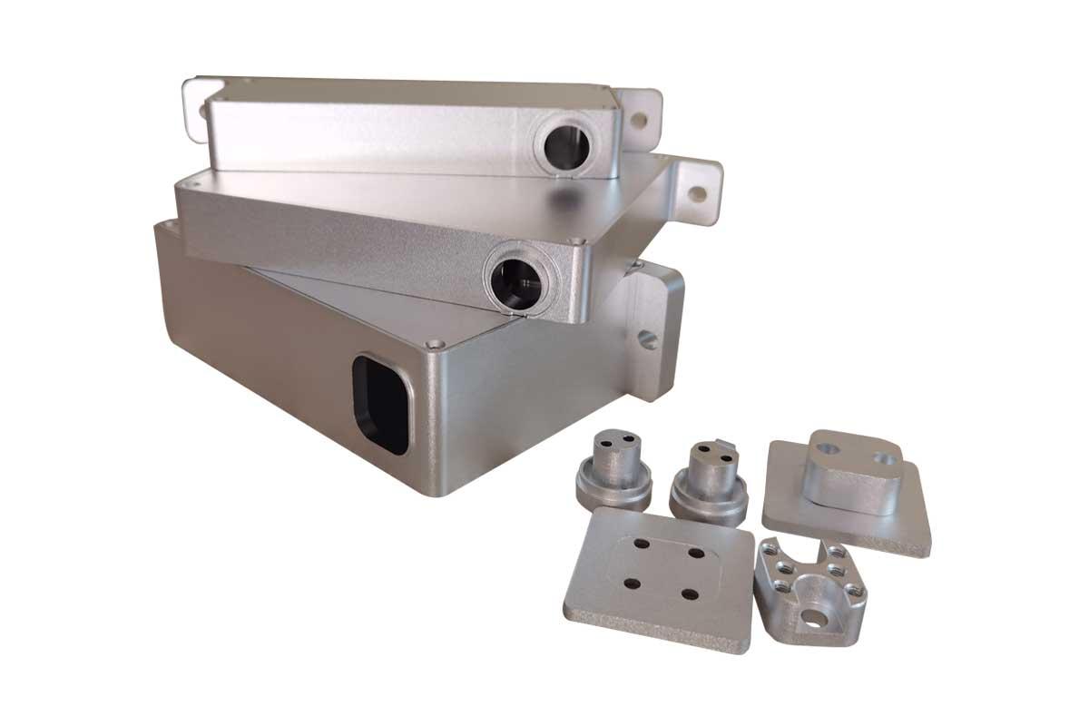 CNC加工件的安放方式有哪些?