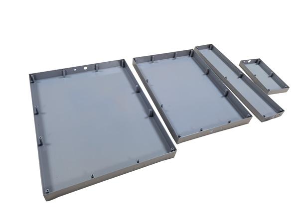 铝型材壳体的涂膜厚度有哪些要求?